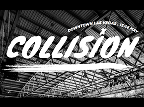 Nicole Glaros & Exhibiting Startups of CollisionConf
