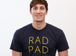 Jonathan Eppers of RadPad